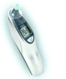 Braun Thermoscan Pro 6000 Ohrfieberthermometer